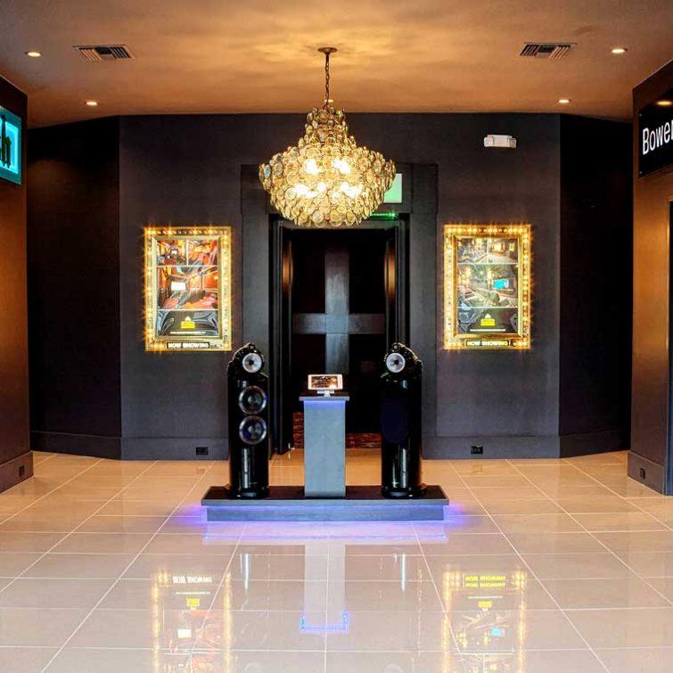 image: Crowne Audio Showroom