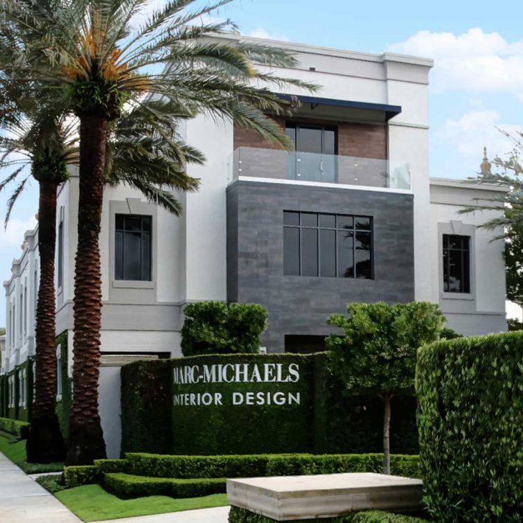 image: Marc Michaels Interior Design